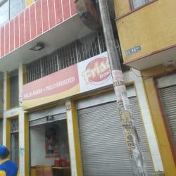 Friss Broasted en Bogotá