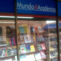 Librería Mundo Académico en Bogotá