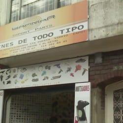 Garmar Import Parts en Bogotá
