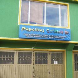 Papelitos Colmex en Bogotá