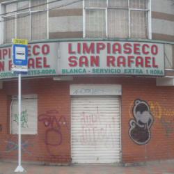 Limpiaseco San Rafael # 2 en Bogotá