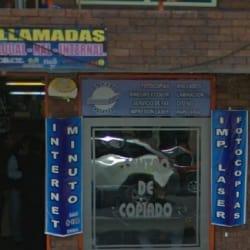 Llamadas Carrera 17 con 15 en Bogotá