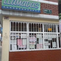 Llamadas Calle 1F en Bogotá