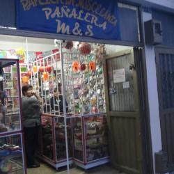Papelería  Micelánea Pañalera M & S en Bogotá