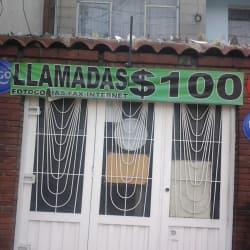 Llamadas $100 en Bogotá