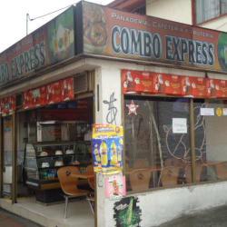 Panadería Cafetería y Frutería Combo Express en Bogotá