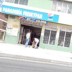 Panadería Freskypan en Bogotá