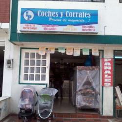 Coches y Corrales en Bogotá