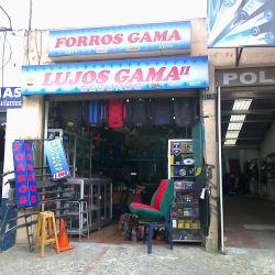 Lujos Gama II en Bogotá