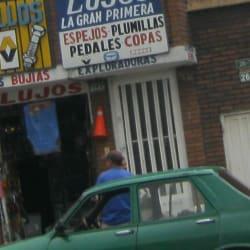 Lujos la Gran Primera en Bogotá