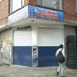 Lujos y Accesorios Guzman en Bogotá