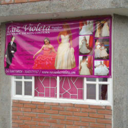 Luz Violeta Boutique en Bogotá