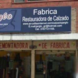 Jarglo en Bogotá