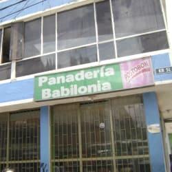 Panadería Babilonia en Bogotá