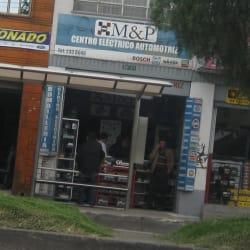 M&P Centro Eléctrico Automotriz  en Bogotá