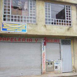 Papelería y Miscelánea en Bogotá