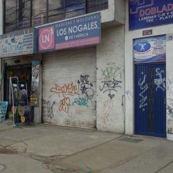 Maderas y Molduras Los Nogales en Bogotá
