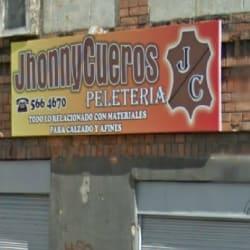 Jhonny Cueros en Bogotá