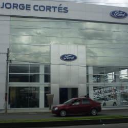 Jorge Cortes en Bogotá