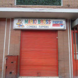 Mario Bross Comida Rápida en Bogotá