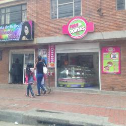 Pastelería Café  Frut & Tortas  en Bogotá