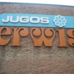Jugos Erwis en Bogotá