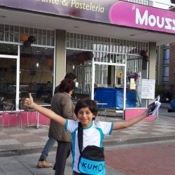 Pastelería Mousse en Bogotá
