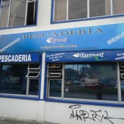 Pescadería Terramar en Bogotá