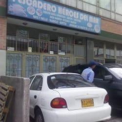 Pescadero Héroes Del Mar en Bogotá