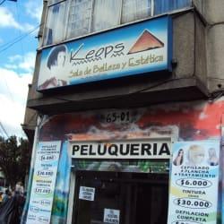 Keops Sala de Belleza en Bogotá