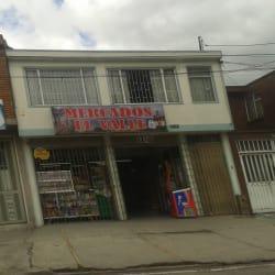 Mercados El Valle en Bogotá