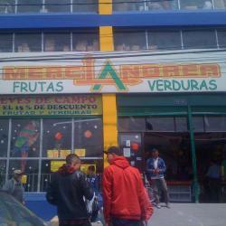 Mercandrea 2 Frutas y Verduras en Bogotá