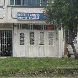 Kofee Express en Bogotá