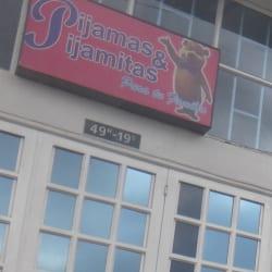 Pijamas y Pijamitas en Bogotá