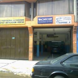 Monroe Professional Services en Bogotá