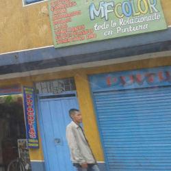 Pinturas Mfcolor en Bogotá