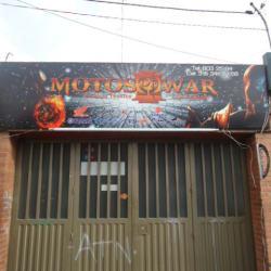 Motos Of War en Bogotá