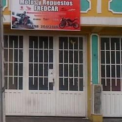 Motos y Respuestos Fedcar en Bogotá