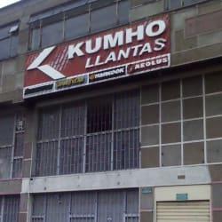 Kumho Llantas en Bogotá