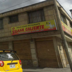 La Brasa Caliente en Bogotá