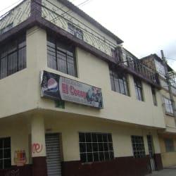 Piqueteadero El Cocuy en Bogotá