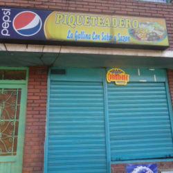 Piqueteadero La Gallina Con Sabor y Sazón en Bogotá