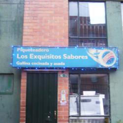Piqueteadero Los Exquisitos Sabores en Bogotá