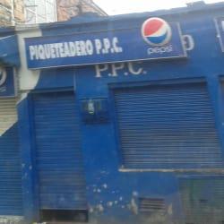 Piqueteadero P.P.C en Bogotá