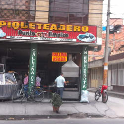 Piqueteadero Punto Olímpico en Bogotá