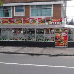Mexi Tacos Carrera 12B en Bogotá
