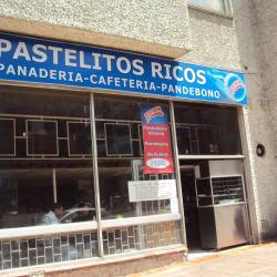 Pastelitos Ricos en Bogotá