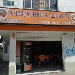 Panificadora Alicante en Bogotá