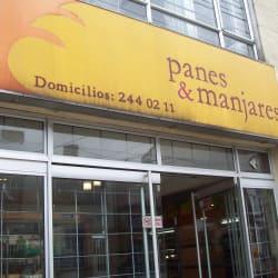 Panes y Manjares en Bogotá