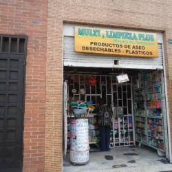 Multi Limpieza Plus en Bogotá